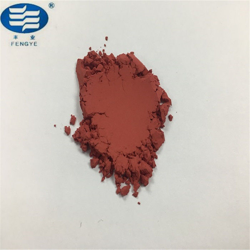 Heat Resistant Inclusion Ceramic Red Color Pigment Powder Stain Color